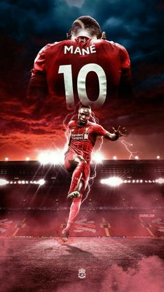 Liverpool Champions League, Liverpool Fc, Sadio Mane, Liverpool Wallpapers, You'll Never Walk Alone, Cardi B, Football Players, Soccer, Celebrities