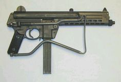 Walther MPL auto pistol