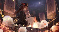 Wallpaper Genshin Impact, Anime Girls, Hutao Genshin • Wallpaper For You HD Wallpaper For Desktop & Mobile