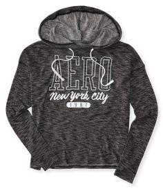 Aero New York City 1987 Popover Hoodie -