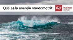 La energía mareomotriz es la resultante de aprovechar la cinética de las mareas, un tipo de energía renovable debido a que no se agota ni contamina.