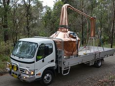 Custom Fabricated Copper Stills_4