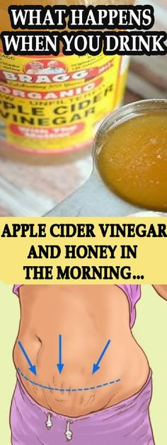 Drinking apple cider vinegar before bedtime change your life for good - Only Herbal Medicine Detox Drinks, Healthy Drinks, Get Healthy, Healthy Food, Healthy Facts, Healthy Recipes, Vinegar And Honey, Apple Cider Vinegar, Lack Of Energy