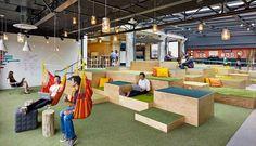Airbnb Headquarters in San Francisco / WRNS Studio