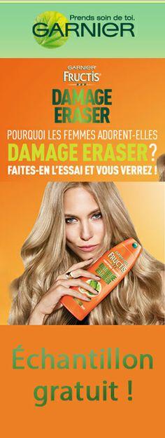 Échantillon gratuit de Garnier.  http://rienquedugratuit.ca/produits-de-beaute/echantillon-gratuit-de-garnier/