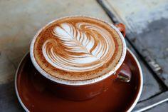 """Stumptown Coffee in Portland, Oregon. """"Stumptown Mocha"""" by Tom Spaulding, via Flickr"""