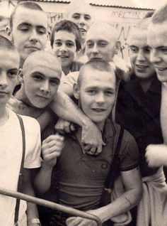 Brief History of Mods and Mod Music Skinhead Men, Skinhead Fashion, Skinhead Style, Mod Music, Skin Head, Soul Brothers, Rude Boy, Little Boy Fashion, Tough Guy