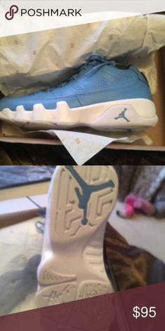 46477e86ddd230 Shop Men s Jordan Blue White size 8 Sneakers at a discounted price at  Poshmark. Description  Jordan size 8 men s brand new.
