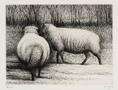 Responses: Henry Moore's Sheep Sketchbook – Celluloid Wicker Man Abstract Sculpture, Sculpture Art, Metal Sculptures, Bronze Sculpture, Henry Moore Drawings, Animal Drawings, Art Drawings, Henry Moore Sculptures, Arte Grunge