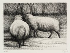 Henry Moore OM, CH 'Sheep', 1972 © The Henry Moore Foundation, All Rights…