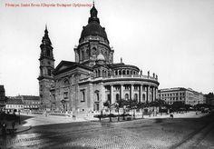 budapest 1900 | Szent István Bazilika az 1900-as években
