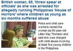 Kvinna häktad för utnyttjande av 5 barn hon höll fångna