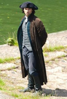 Aidan Turner as Ross Poldark... i love this series!