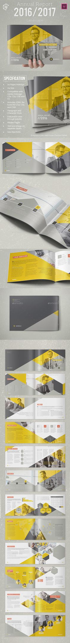 Annual Report Annual reports, Corporate brochure and Brochures - annual report template