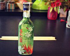 ...Sugar&Dinosaurs...: DIY#7: Le diffuseur de parfum d'ambiance