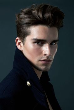 Mastering your hair: top 10 advices for a modern man. Popular Mens Hairstyles, Hairstyles Haircuts, Haircuts For Men, Cool Hairstyles, Cut Hair Men, Hair Cuts, No Make Up Make Up Look, Hair And Beard Styles, Hair Styles
