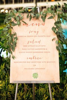 Simply Chic Hawaii Wedding with Dreamy Romantic Details - MODwedding Mod Wedding, Wedding Tips, Garden Wedding, Wedding Planning, Wedding Reception Decorations, Wedding Themes, Got Married, Getting Married, Hanging Orchid