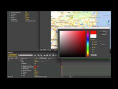 This video will help you learn how to make an Animated map in After Effects in quick and easy way. Great for travellers making home videos. Thanks for watchi. After Effect Tutorial, How To Make Animations, After Effects Projects, Map, Learning, Adobe, Tutorials, Travel, Videos