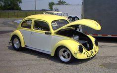 1956 VW Beetle Drag Racer