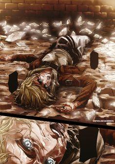 Attack On Titan Series, Attack On Titan Fanart, Attack On Titan Anime, Armin, Mikasa, Aot Wallpaper, Manga Anime, Devil Part Timer, Female Titan