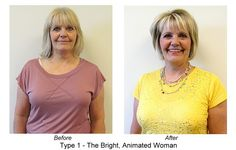 She's Got Sunshine on a Cloudy Day – Dressing Your Truth Makeover - The Carol Blog