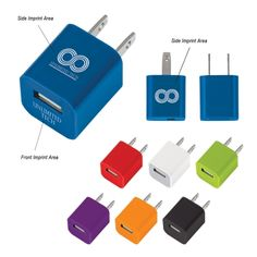 Product #2810 - USB A/C Adapter