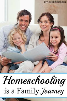 Homeschooling is a Family Journey
