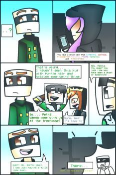Minecraft Story Mode: POWER Part 6 by PrettyXTheXArtist