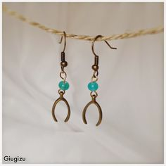 Wishbone accessories, check my blog to see more pics :) #accessories #earrings #makeawish #giugizuaccessories http://giugizu.blogspot.it/2014/06/wishbones-accessories.html