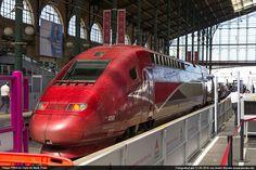 Fotos von Hochgeschwindigkeitszügen aus aller Welt