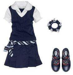 school uniforms for little  girls   girls uniform
