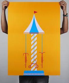 carousel  by Thomas Yang