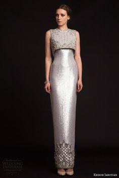 Krikor Jabotian Spring 2015 Dresses — The Last Spring Collection | Wedding Inspirasi