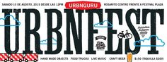 Save the date for UrbnFest #RosaritoBeach! An awesome Food Truck festival, enjoy delicious street eats with a gourmet flair, taste a variety of local #BajaCalifornia Craft Beers, live music, art and much more! August 15th, learn more by visiting www.urbnguru.com