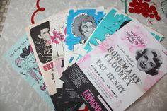 Vintage Copacabana NYC Nightclub Programs 1960s by FelicesFinds