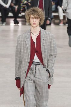 as paris menswear draws to a close, peace is the message | Lanvin spring/summer 17  | i-D