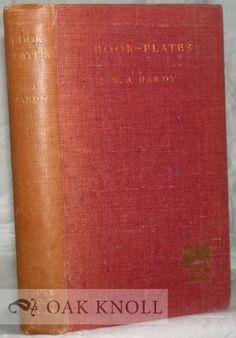 BOOK-PLATES. W. J. Hardy.