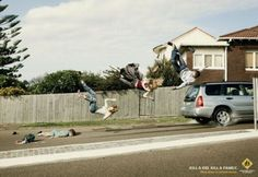 Shock Advertising - Road Safety