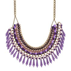 purple-leather-beaded-red-indian-statement-necklace.jpg (1200×1200)