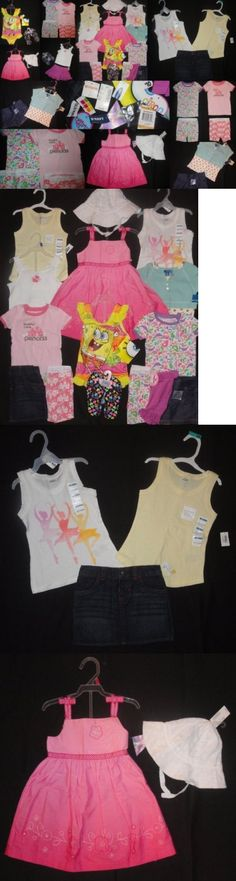 Mixed Items and Lots 147220: Girls Christmas Clothing 3T Dress Outfits Sets Lot Nwts New Euc -> BUY IT NOW ONLY: $88 on eBay!
