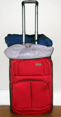 How to travel with only carry-on luggage