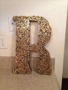 Bullet recycling! Crafting with wooden letters, hot glue and empty shell casings