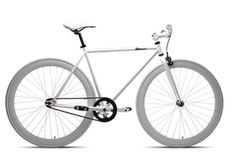 EVIAN (White/Gray) Bike to go on bike rides to the beach with the puppy and hubby! Can't wait for summer!