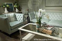 #hpmkt Bernhardt Creative Dir Ron Fiore's magical touch was on show throughout the showroom. My fave-grace & glamour