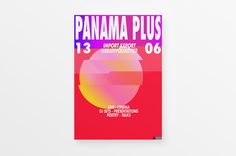 The Panama Plus Festival is an annual subculture festival, featuring the creative work of various artists, musicians, performers, writers and cinematographers. During last years edition, we already took part as designers and curators for the art part of t…
