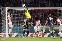 08-19 (L-R) Nicklas Bendtner of Rosenborg BK, Matthijs de Ligt... #bjordal: 08-19 (L-R) Nicklas Bendtner of Rosenborg BK,… #bjordal
