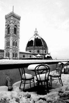 Duomo sotto la neve, credits: vladimir ukolov