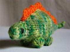 Ravelry: Dinosaur! Roarrrrr! pattern by Luciana Jorge