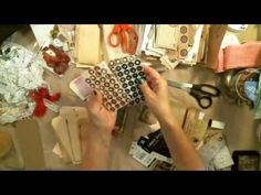 How to Make Junk Journal Tags
