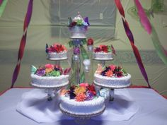 Quinceanera Cake — La Quinceanera